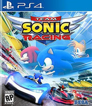 Team Sonic Racing para PS4