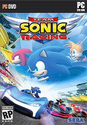 Team Sonic Racing para PC