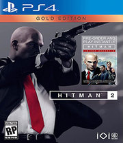 Hitman 2 Gold Edition para PS4