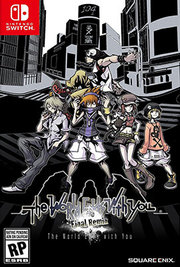 The World Ends with You: Final Remix para Nintendo Switch