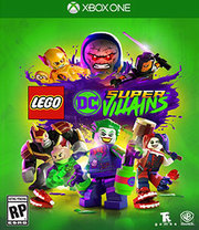 LEGO DC Super-Villains para Xbox One