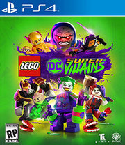 LEGO DC Super-Villains para PS4