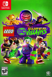 LEGO DC Super-Villains para Nintendo Switch