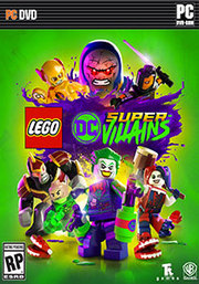 LEGO DC Super-Villains para PC