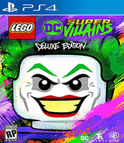 LEGO DC Super-Villains Deluxe Edition para PS4