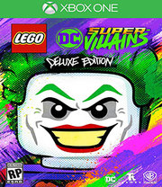 LEGO DC Super-Villains Deluxe Edition para Xbox One