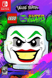 LEGO DC Super-Villains Deluxe Edition para Nintendo Switch