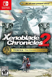 Xenoblade Chronicles 2: Torna The Golden Country para Nintendo Switch
