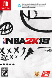 NBA 2K19 para Nintendo Switch