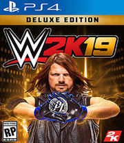 WWE 2K19 Deluxe Edition para PS4