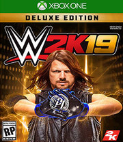 WWE 2K19 Deluxe Edition para Xbox One