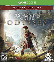 Assassin-s Creed Odyssey Deluxe Edition para Xbox One