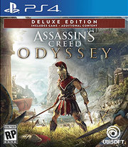 Assassin-s Creed Odyssey Deluxe Edition para PS4