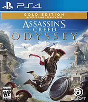Assassin-s Creed Odyssey Gold Edition para PS4