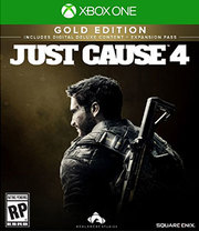 Just Cause 4 Gold Edition para Xbox One