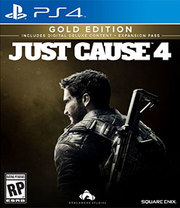 Just Cause 4 Gold Edition para PS4