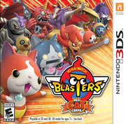 Yo-kai Watch Blasters: Red Cat Corps para 3DS