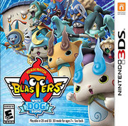 Yo-kai Watch Blasters: White Dog Squad para 3DS