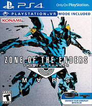 Zone of the Enders: The 2nd Runner MARS para PS4
