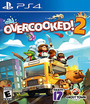 Overcooked 2 para PS4