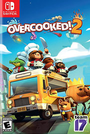 Overcooked 2 para Nintendo Switch