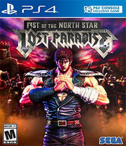 Fist of the North Star: Lost Paradise para PS4