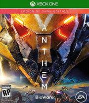 Anthem - Legion of Dawn Edition para Xbox One