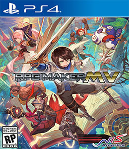 RPG Maker MV para PS4