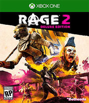 Rage 2 Deluxe Edition para Xbox One