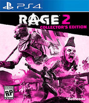 Rage 2 Collector-s Edition para PS4