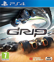 GRIP Combat Racing para PS4