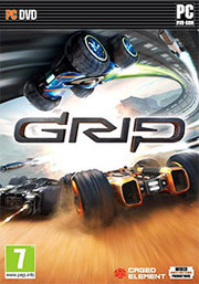 GRIP Combat Racing para PC