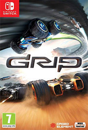 GRIP Combat Racing para Nintendo Switch