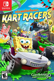 Nickelodeon Kart Racers para Nintendo Switch