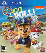 Paw Patrol On A Roll para PS4