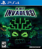 8-Bit Invaders! para PS4