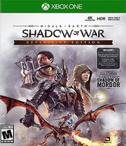 Middle-earth Shadow of War Definitive Edition para Xbox One