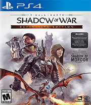 Middle-earth Shadow of War Definitive Edition para PS4