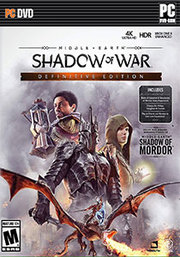 Middle-earth Shadow of War Definitive Edition para PC