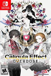 The Caligula Effect: Overdose para Nintendo Switch