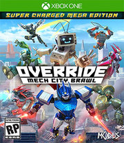 Override: Mech City Brawl para Xbox One