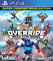 Override: Mech City Brawl para PS4