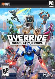 Override: Mech City Brawl para PC
