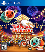 Taiko no Tatsujin: Drum Session! para PS4