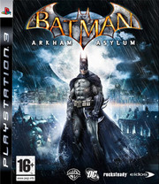 Batman Arkham Asylum Special Edition para PS3