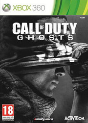 Call of Duty: Ghosts [Steelcase] para XBOX 360