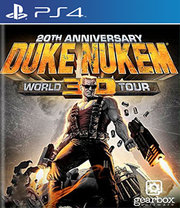 Duke Nukem 3D: 20th Anniversary World Tour para PS4
