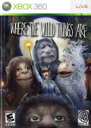 Where the Wild Things Are para XBOX 360