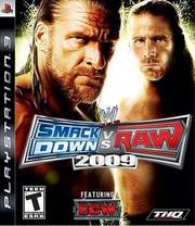 WWE SmackDown vs. Raw 2009 para PS3