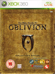 The Elder Scrolls IV: Oblivion [Collector-s Edition] para XBOX 360